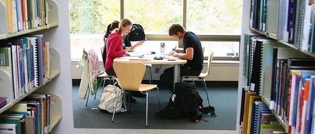 Thư viện trường Cao đẳng Camosun