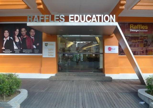 Raffles campus