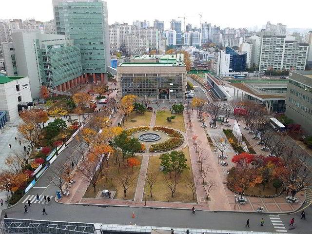 Học bổng du học Hàn Quốc trường Đại học Soongsil