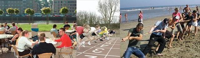 Các hoạt động của trường The Hague