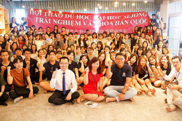 Hẹn gặp lại Đại học Sejong