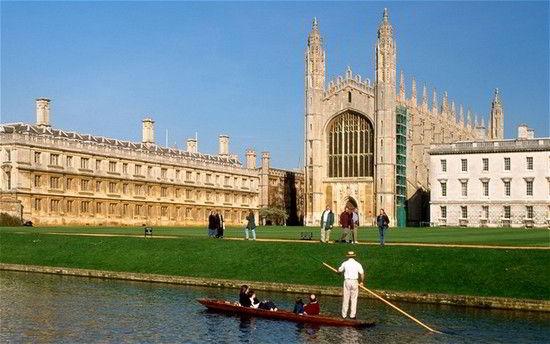 Đại học Cambridge