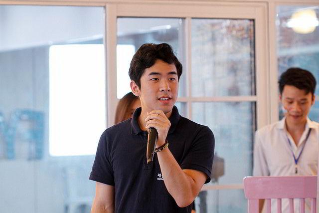 Một bạn học sinh trường Sejong chia sẻ kinh nghiệm của bản thân