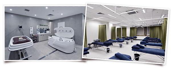 Phòng chăm sóc sức khỏe của Health campus