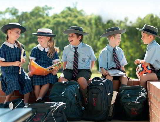 Trường Cao Đẳng Canterbury College, Úc