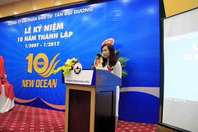 PGĐ Lê Thị Lan phát biểu