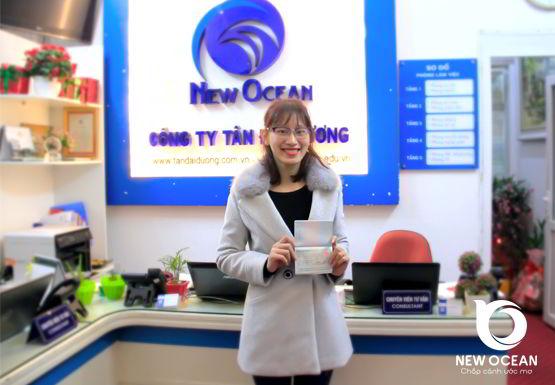 Visa du học Trung Quốc - Mã Khắc Ngọc AnhVisa du học Trung Quốc - Mã Khắc Ngọc Anh