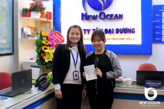 Canada Express Study (CES) tiếp tục ghi tên bạn Nguyễn Thị Yến