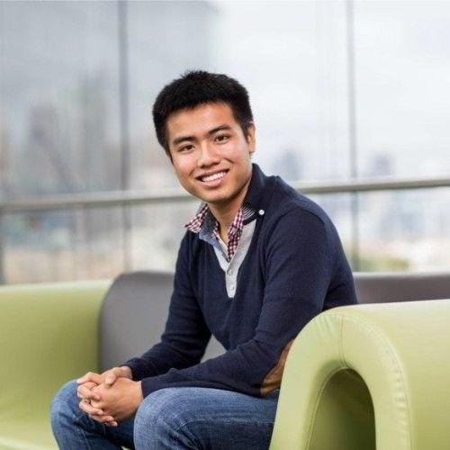 Nguyễn Hồng Đức - sinh viên năm hai ngành Kỹ sư Hóa sinh, Đại học Sydney.