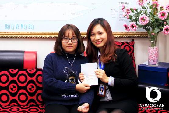 Visa du học Canada Đỗ Thị Thảo Mai - Con tông nhà nòi