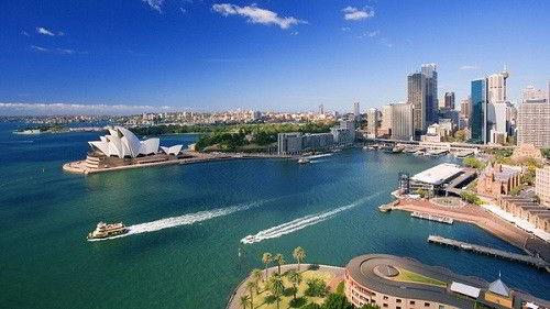 Úc luôn là điểm du học lý tưởng dành cho các sinh quốc tế trong đó có du học sinh Việt Nam