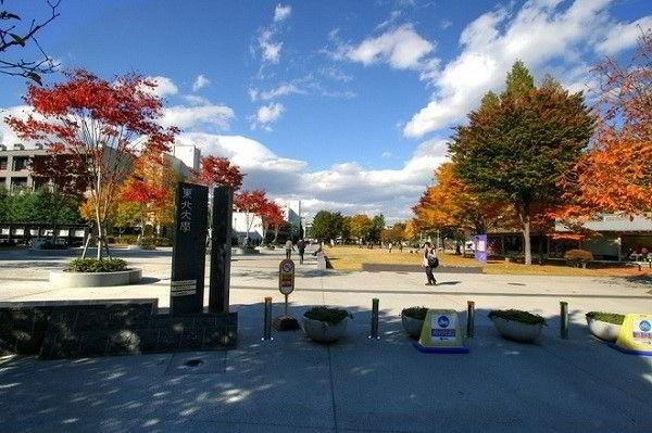 Đại học Tohoku tiền thân là Cao đẳng Dược được thành lập năm 1736, tại Katahira, thành phố Sendai.