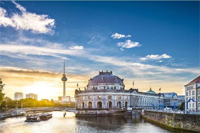 Đức – một trong những điểm vàng về du học với các nước
