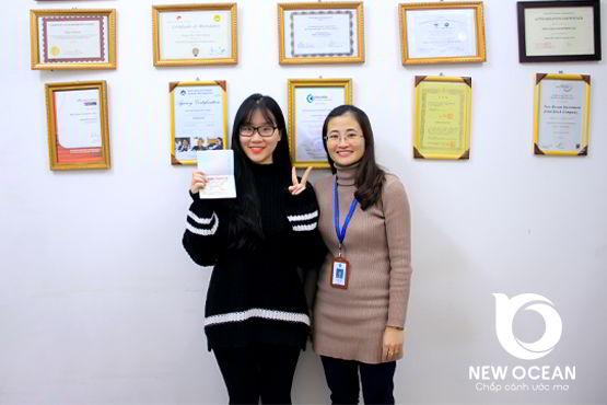 Kế hoạch hoàn hảo visa trao tay - Chúc mừng Phan Thị Hiền Thanh