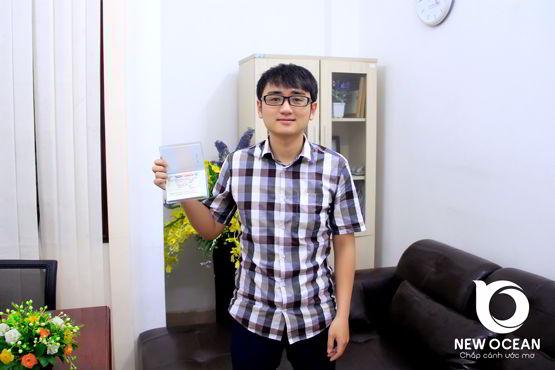 Nguyễn Quốc Cường nhận visa CES Canada, tuổi 28 mới chỉ là khởi đầu
