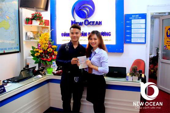 Chúc mừng Phạm Văn Triệu nhận visa du học Canada
