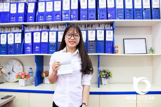 Chúc mừng visa du học Vi Thị Huyền - Hàn Quốc điểm đến hàng đầu châu Á