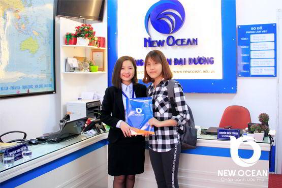 Chúc mừng bạn Trịnh Thị Mai nhận visa du học Singapore trường Dimensions