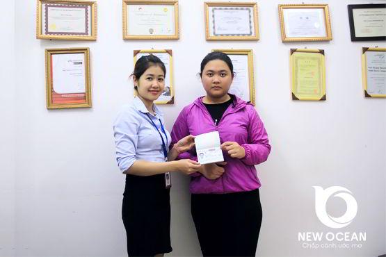 Visa du học Nhật, Nguyễn Thị Ngát - Ngưỡng mộ, theo đuổi và thành công