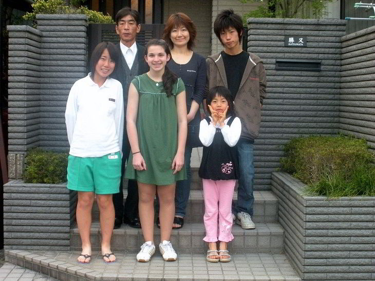 Homestay khi du học Nhật Bản