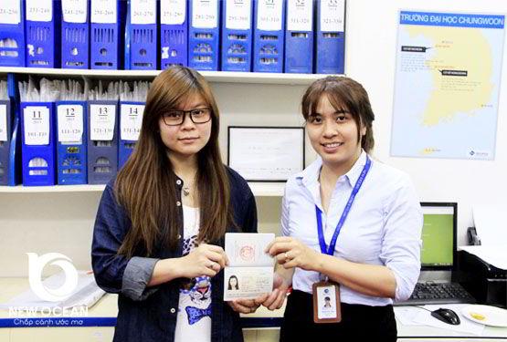 Chúc mừng Trần Mỹ Hạnh nhận visa CES Canada