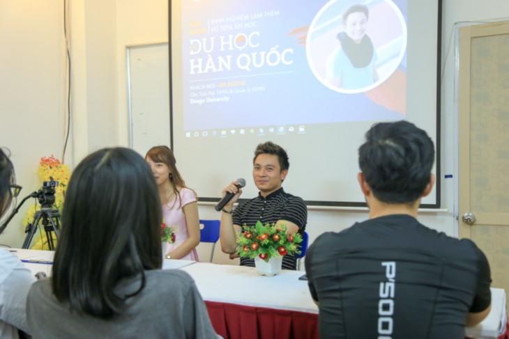 Seoul là nơi thu hút nhiều sinh viên quốc tế. Tuy nhiên, Phạm Công Dương cho rằng không nên học ở đây vì chi phí rất cao, đông đúc.