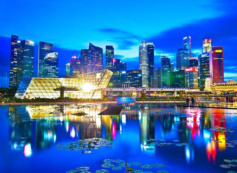 Singapore thu hút các du học sinh ở khắp nơi trên Thế giới