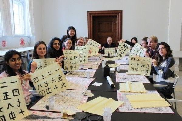 Thủ tục làm hồ sơ du học Trung Quốc