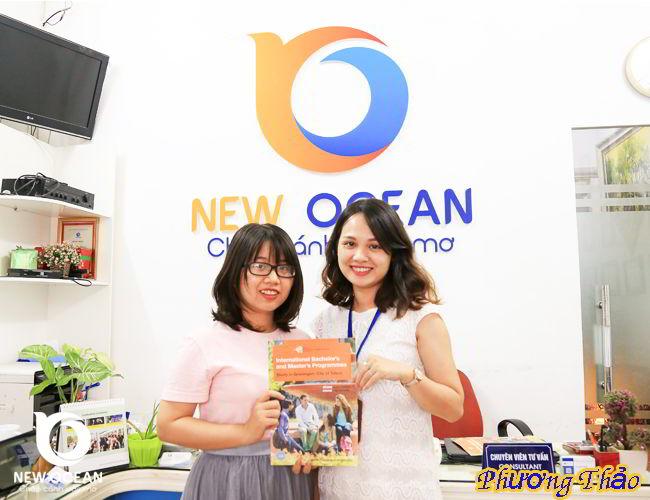Đỗ Phương Thảo nhận visa du học Hà Lan - Mỹ thuật ước mơ cả đời theo đuổi