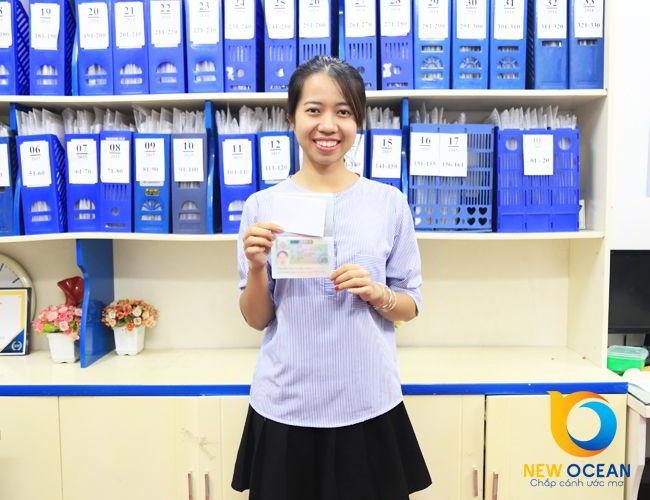 Visa du học Hà Lan, Nguyễn Thị Mai Khanh - Thạc Sĩ Quản Lý Kinh Doanh Quốc Tế tại Đại học HANZE