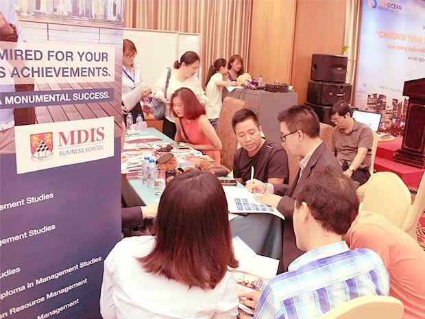 Góc tư vấn trực tiếp trường MDIS