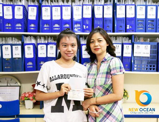 Visa du học Canada CES Võ Hồng Ngọc - Ai cũng có ước mơ của riêng mình