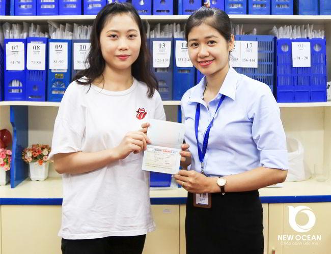 Lê Thị Hồng Ngọc nhận visa Canada CES - Marketing theo đuổi đam mê, băng băng về đích