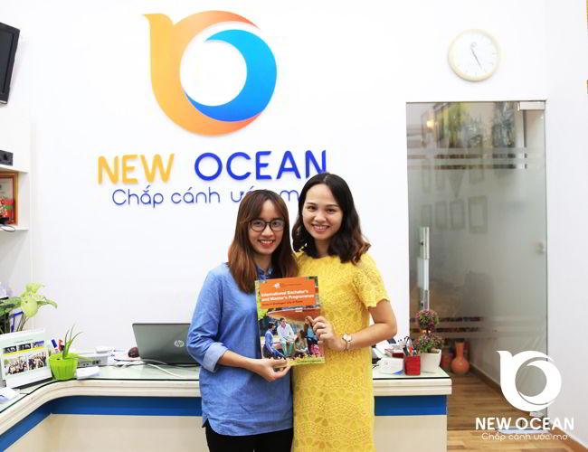 Lê Hoài Thu nhận học bổng Orange Tulip 3000 EUR, visa du học Hà Lan đã sẵn sàng
