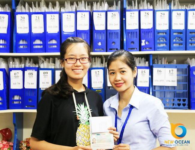 Nguyễn Minh Thư nhận visa du học Hà Lan, Trường Hague - Nơi đam mêm tỏa sáng