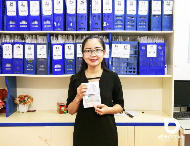Vũ Mai Anh nhận visa du học Hà Lan - Lửa thử vàng, gian nan thử sức