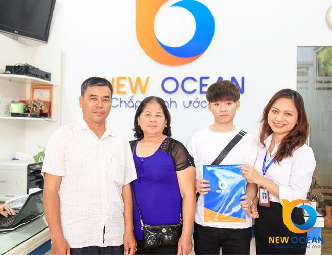 Phạm Đức Thắng nhận visa du học Hàn Quốc - Học tập, rèn luyện vì ngày mai lập nghiệp