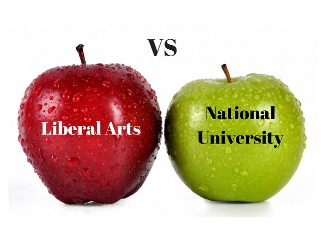 Điểm khác biệt giữa hai hệ thống đại học ở Mỹ