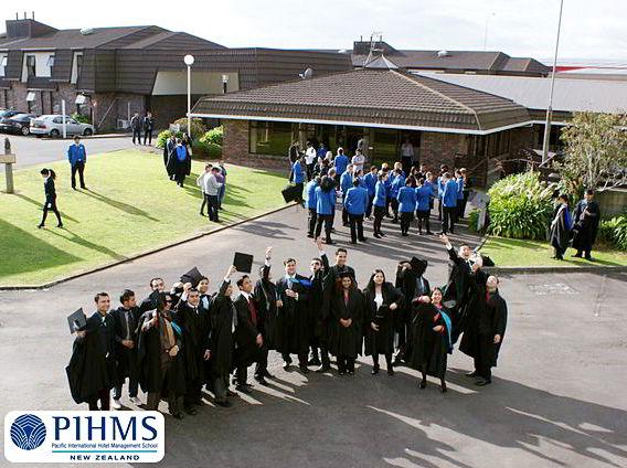 Trường PIHMS, New Zealand