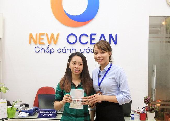 Chúc mừng em Đồng Thị Diệu Linh nhận visa du học Canada