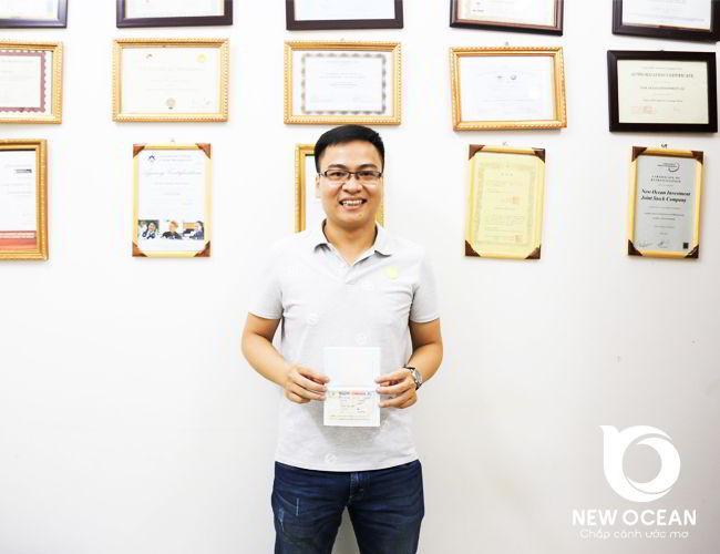 """Visa CES, Canada Nguyễn Bảo Trung - """"Không bao giờ là muộn để học"""""""