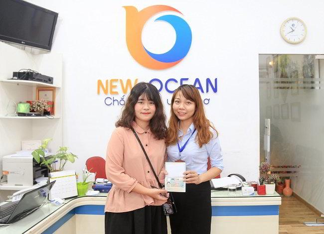 Chúc mừng em Trần Diệu Linh nhận visa du học Hà Lan Chương trình Kinh doanh và Quản lý
