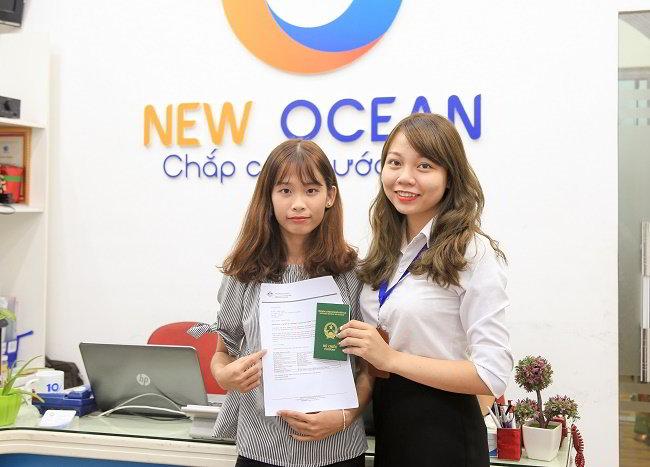 """Chúc mừng Phạm Huyền Trang nhận visa du học Úc """"Du học: Sự lựa chọn riêng cho tương lai của tôi"""""""