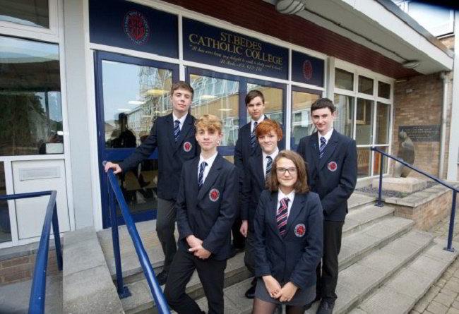 Nhiều học sinh tại ngôi trường St Bede's Catholic College đều có trí tuệ vượt trội.