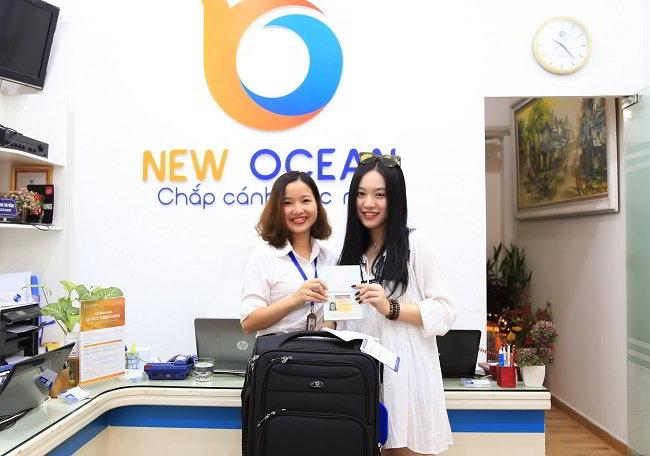 Chúc mừng Hot girl Trương Khánh Linh nhận visa du học Anh Quốc – Học viện thời trang Istituto Marangoni