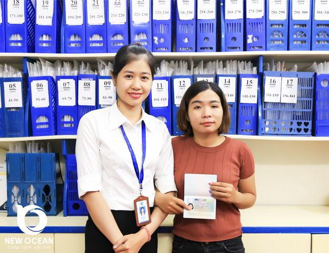 Chúc mừng Trần Thị Bơ nhận visa du học Ba Lan chuyên ngành thạc sĩ tài chính kế toán