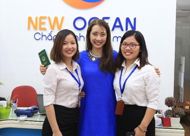 Chúc mừng Nguyễn Thị Xuân Phương nhận visa du học Hà Lan trường Stenden