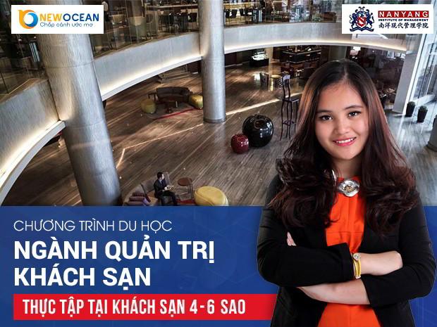 Chuong trinh thuc tap Khach san 6 sao