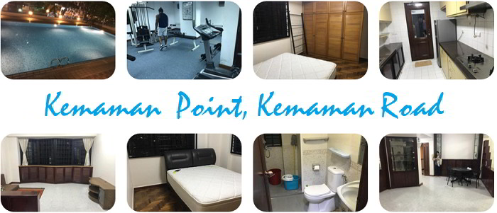 Kemaman Point Address: Kemaman Point, Kemaman Road (Ngã tư trên Balestier Road)