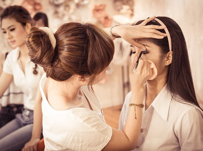 Khám phá cơ hội du học Hàn Quốc ngành làm đẹp (Make up)